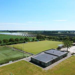 Zonnepark Aadijk Duurzaamste Voetbalclub ASV'57