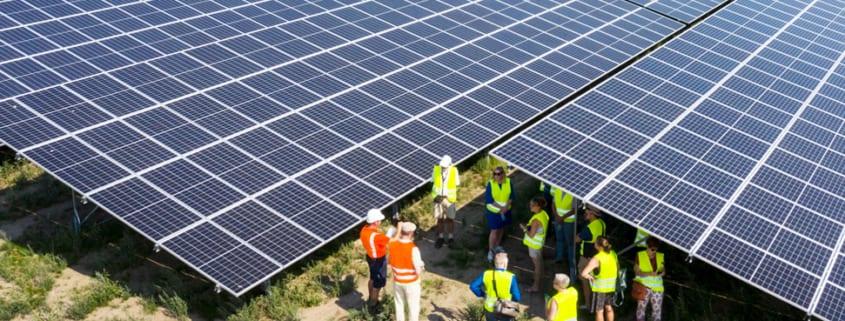 Succesvol realiseren van zonneparken